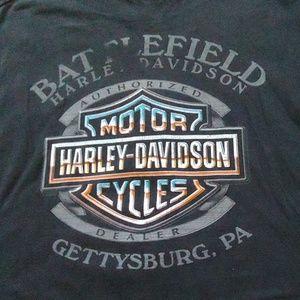 Harley Davidson . PA